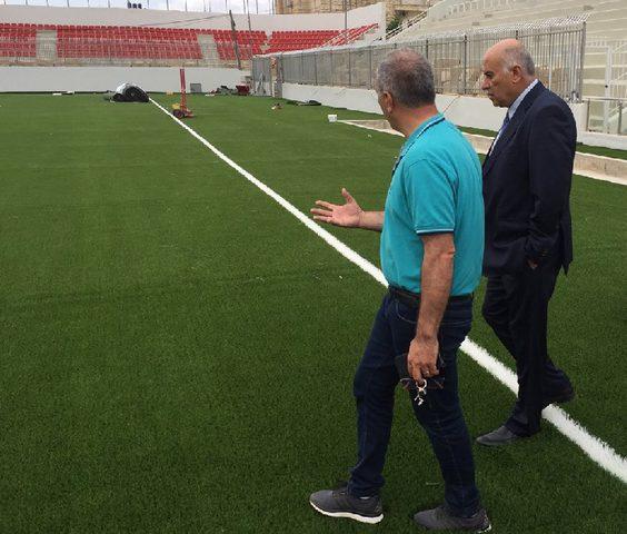 الرجوب: استاد الشهيد فيصل الحسيني سيحتضن إياب نهائي كأس دولة فلسطين