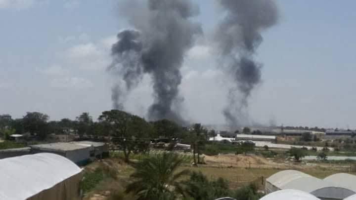 قطاع غزة.. هدوء ما بعد التصعيد