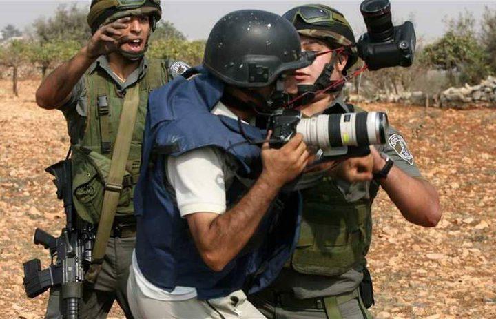 قانون يمنع التصوير لحماية جنود الاحتلال الإسرائيليين