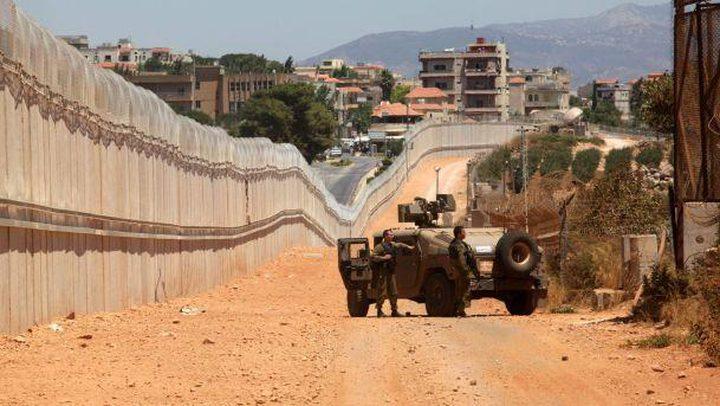 تحصينات جديدة لقوات الاحتلال على حدود لبنان