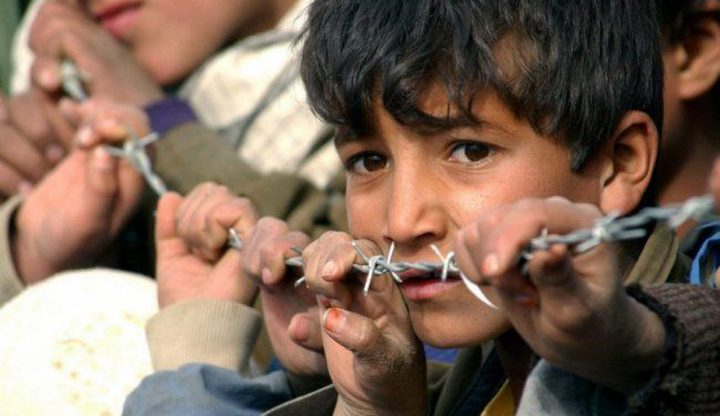 تقرير: نصف أطفال العالم مهددون بالحروب والفقر والتمييز