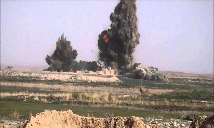 مقتل أكثر من 50 قيادياً في طالبان بغارة أمريكية