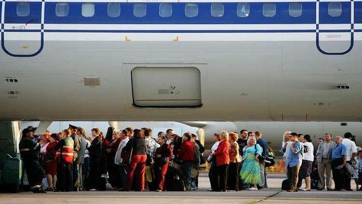 مزحة تعطل إنطلاق رحلة طيران روسية