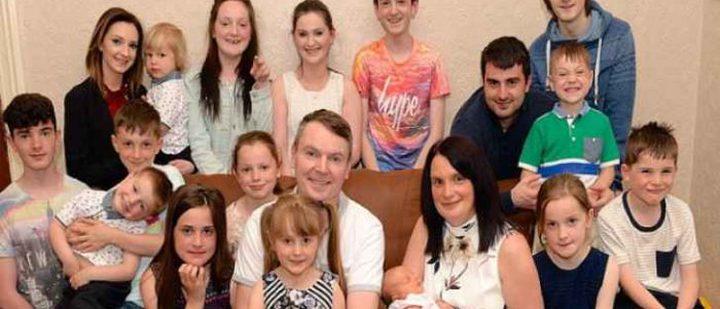 الزوجان الأشهر في بريطانيا بانتظار طفلهما الـ21