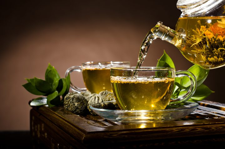 فوائد الشاي الأخضر في رمضان