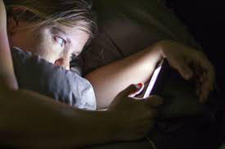 النوم وعلاقته بالأجهزة الذكية