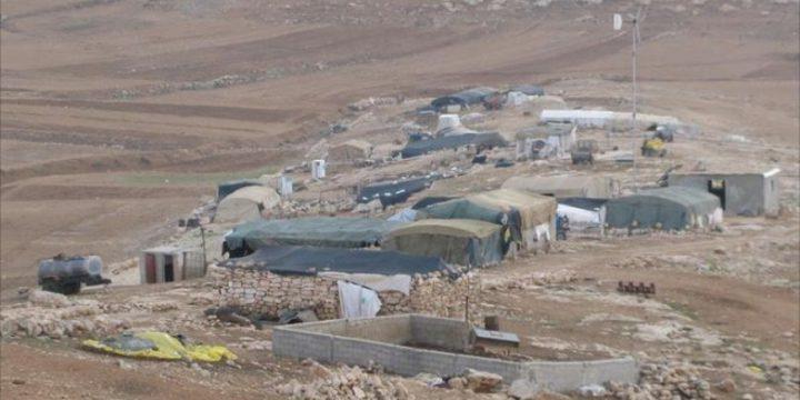 مسؤولون أمميون يدعون إسرائيل للتوقف عن هدم تجمّع الخان الأحمر