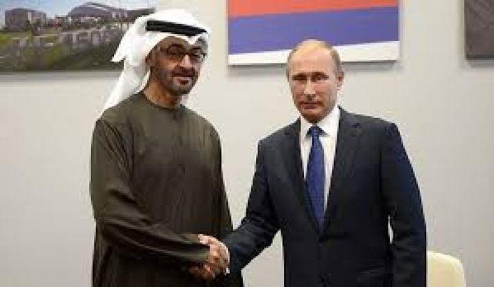 روسيا والإمارات يوقعان اليوم إعلان شراكة استراتيجية