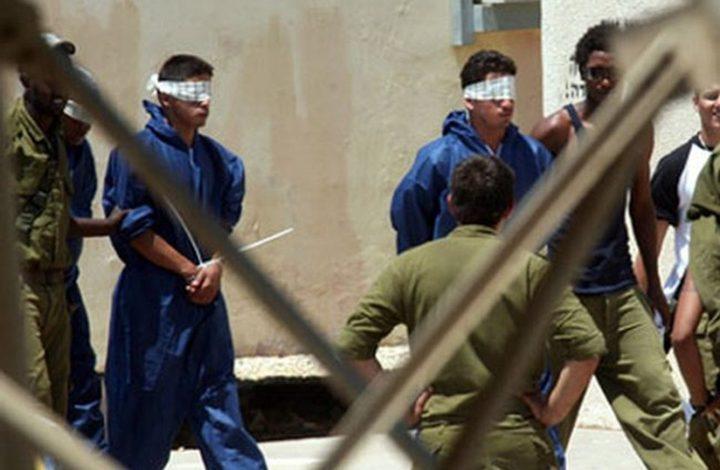 410 حالة اعتقال خلال شهر ايار