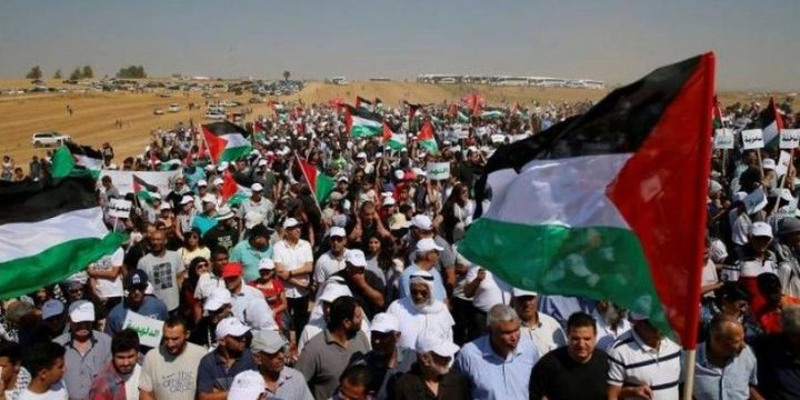"""هيئة المسيرات: الجمعة القادمة """"مليونية القدس"""""""