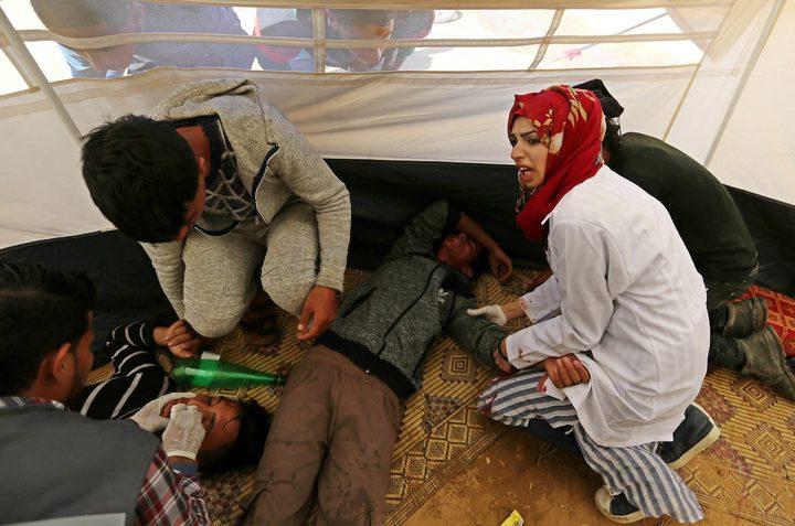 الأمم المتحدة تُبدي قلقها العميق إزاء قتل المسعفة النجار في غزة وتدعو إلى حماية العاملين بالمجال الصحي