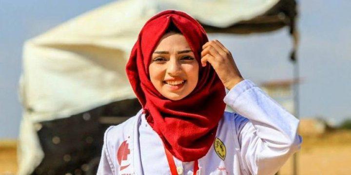 وقفة تضامنية احتجاجا على إعدام المسعفة رزان النجار في بيت لحم