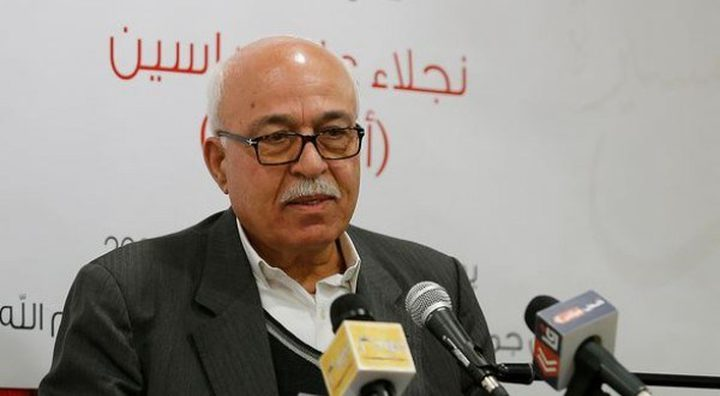 رأفت يستقبل السفير الصيني لدى دولة فلسطين