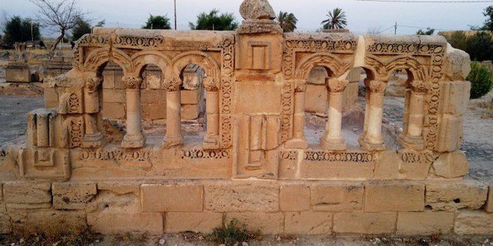 بدء سريان قانون التراث الثقافي المادي الفلسطيني الجديد
