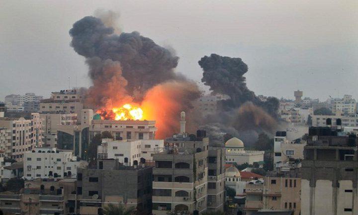 السفير أبو علي يدين العدوان المتواصل على قطاع غزة