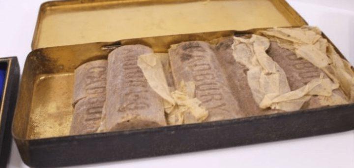 """شوكولاتة """"سليمة"""".. أحدث اكتشاف من الحرب العالمية الأولى"""
