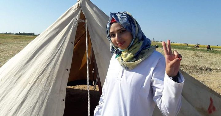 """غضب أممي إزاء استشهاد المسعفة """"النجار"""" برصاص الاحتلال"""