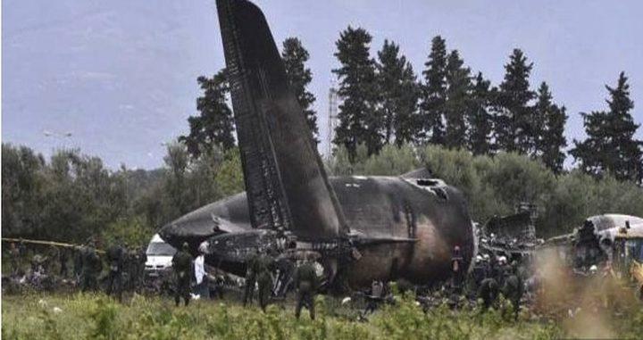 إصابة طاقم طائرة عسكرية جزائرية بعد انحرافها عن مسارها