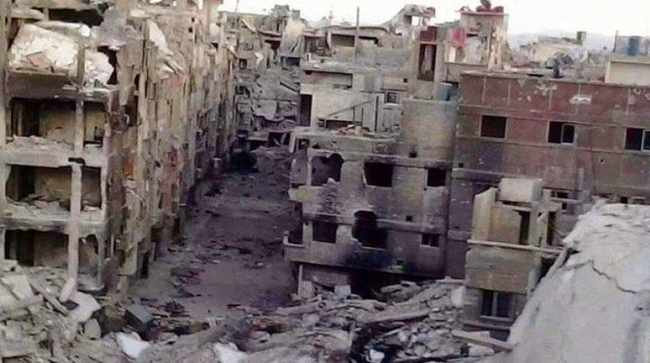 مخيم اليرموك.. هل من عودة بعد الكارثة؟