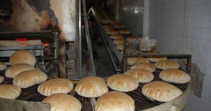 """""""الاقتصاد"""" توقف مخبزاً عن العمل في بيت لحم"""