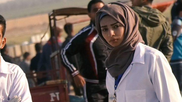 اعتصام في غزة يطالب بتشكيل لجنة تحقيق مستقلة في استشهاد المسعفة النجار