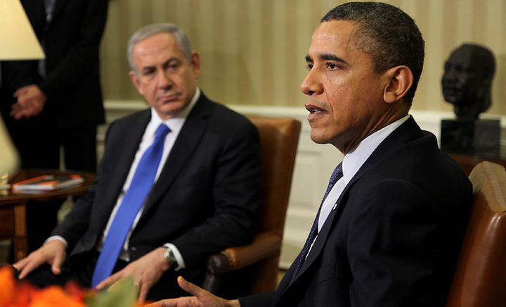 الكشف عن موقف نتنياهو واوباما من مهاجمة سورية