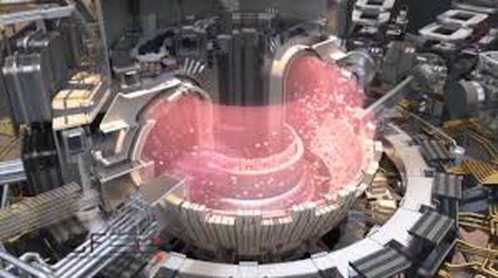 إنشاء مفاعل نووي ينتج 10 أضعاف حرارة الشمس!