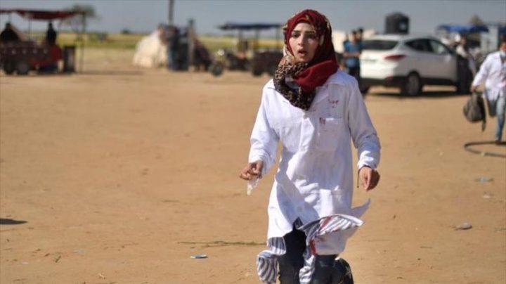 فتح تدين الاعتداء الآثم لأجهزة أمن حماس على تأبين الشهيدة رزان النجار