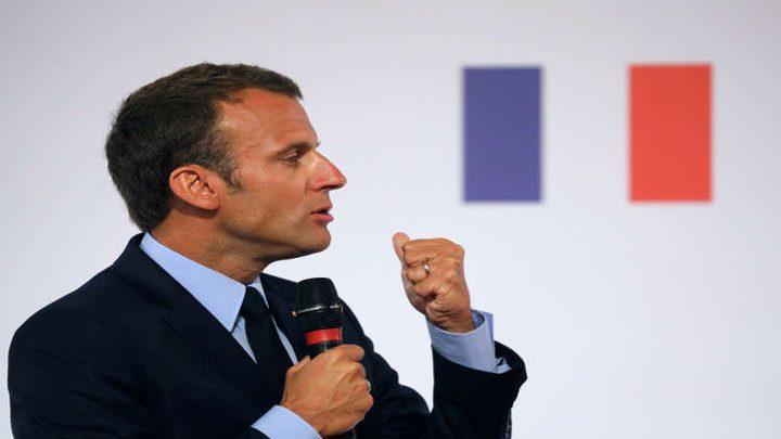 """ماكرون يقتحم """"حلبة"""" الشرق الأوسط سعيا لاستعادة أمجاد فرنسا الغابرة"""