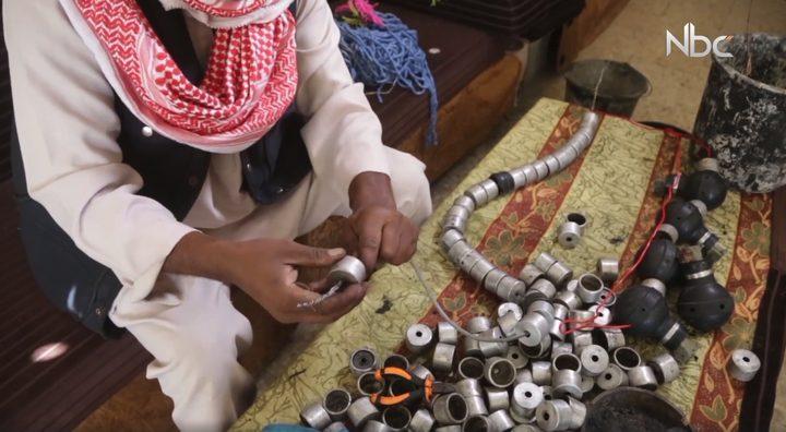 في غزة....أدوات القتل الإسرائيلية تتحول لأدوات حياة