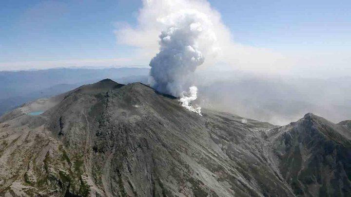 ارتفاع حصيلة ضحايا ثوران البركان في غواتيمالا إلى 62 قتيلا
