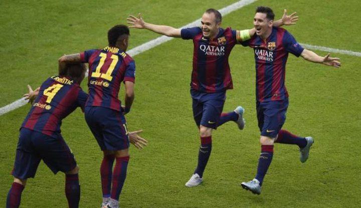 هذا اللاعب على رأس أولويات برشلونة