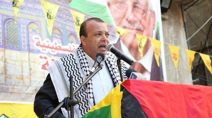 فتح تشيد بمواقف الاردن الداعمة للقضية الفلسطينية