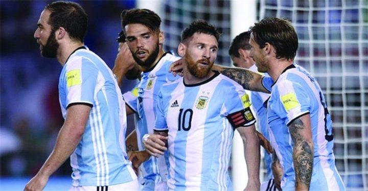 الأرجنتين تعلن رسميا إلغاء مباراة منتخبها لكرة القدم مع إسرائيل