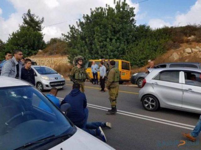 الاحتلال يعتقل شاباً شرق قلقيلية بزعم محاولته تنفيذ عملية دهس