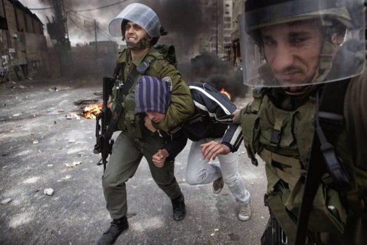 الاحتلال اعتقل 605 مواطنين خلال شهر أيّار المنصرم
