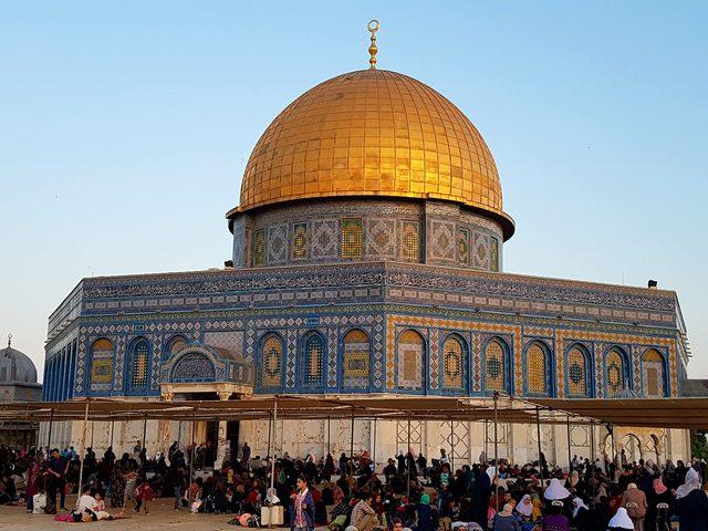 """""""هيئات القدس"""" تحذر من استهداف الاحتلال للأقصى واستباحته طيلة العام"""