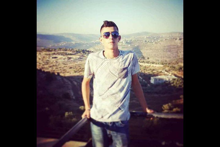 استشهاد شاب برصاص الاحتلال في قرية النبي صالح (فيديو)