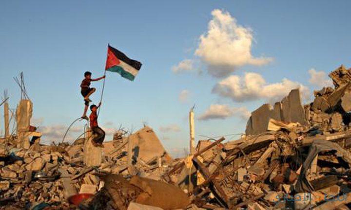 كابينت الإحتلال يزعُم أنه سيناقش الأحد خطة دولية لإعمار غزة