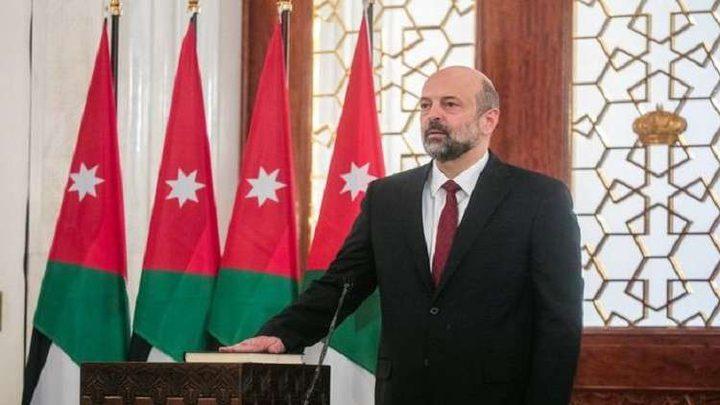 رئيس الوزراء الأردني المكلف يتعهد بالحوار مع مختلف الأطراف