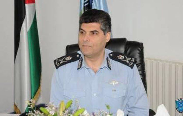 اللواء عطالله يأمر بالتحقيق في إجراءات اعتقال 31 شخصاً في رام الله ويفرج عنهم