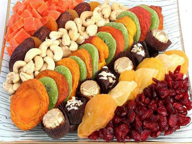 ما هي أفضل البدائل الغذائية للحلويات في رمضان؟