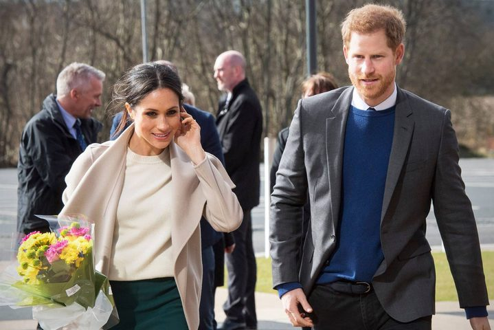 طفلة الأمير هاري وميغان ماركل لن ترث لقب الدوقة... إليكم السبب