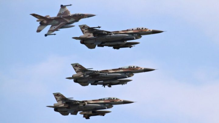 سلاح الجو الاسرائيلي ينهي تدريبا يحاكي عدوانا على غزة والجبهة الشمالية