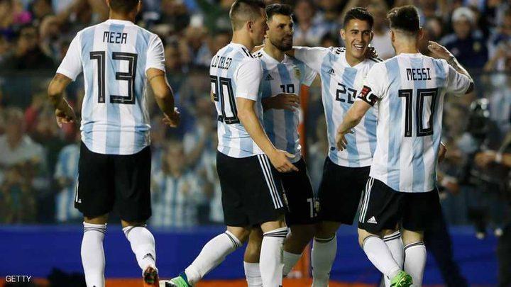 """الاتحاد الأرجنتيني يكشف سبب إلغاء """"مباراة القدس"""""""