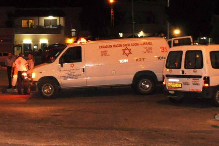 """إصابة مستوطنين بتسرب غاز في مستوطنة """"سديروت"""""""