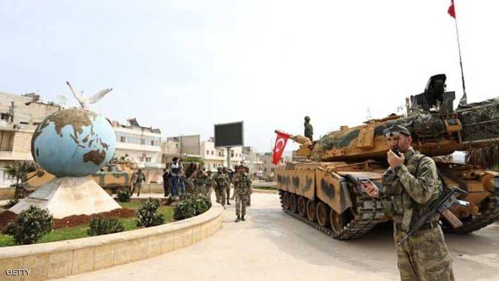 الجيش التركي يتوغل 30 كليومترا داخل الأراضي العراقية