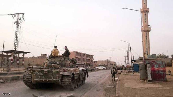 """بعد هجوم عنيف.. """"داعش"""" يسيطر على أجزاء من البوكمال السورية"""