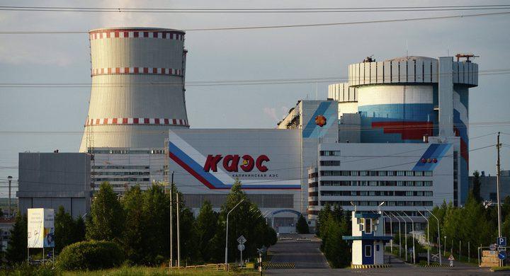 روسيا تتأهب لبناء أربع مفاعلات نووية في الصين
