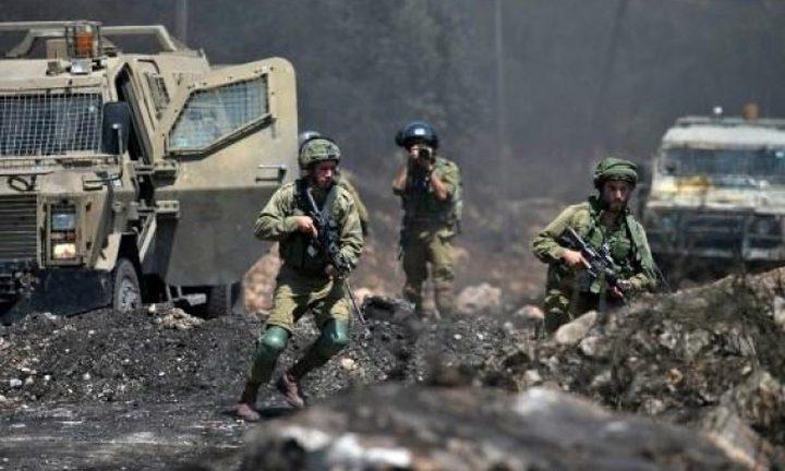 إصابات جراء قمع الاحتلال مسيرة كفر قدوم السلمية